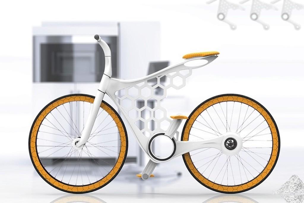 druk 3d - rower Luna