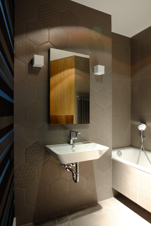 Projekt wnętrz Warszawa - łazienka
