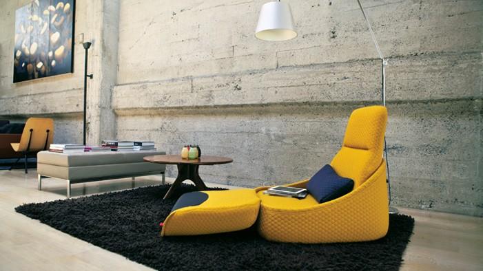HOSU -design Patricia Urquiola; źródło: http://mebelland.pl