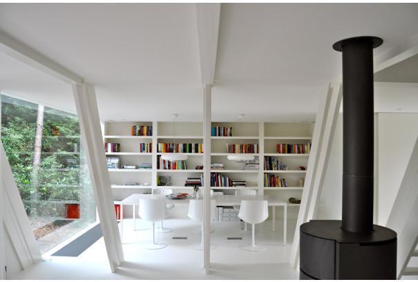Projekt: firma architektoniczna dmvA Foto: źródło http://www.luxlux.pl