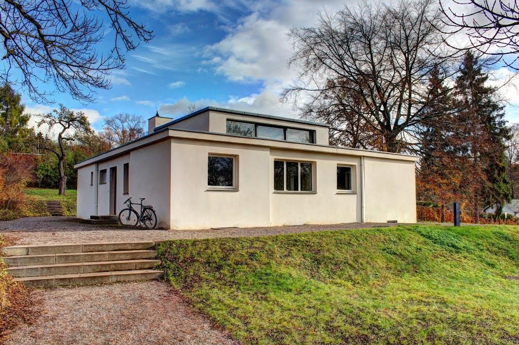 Haus am Horn, Weimar.  Foto źródło: https://bernardopoppeed.files.wordpress.com