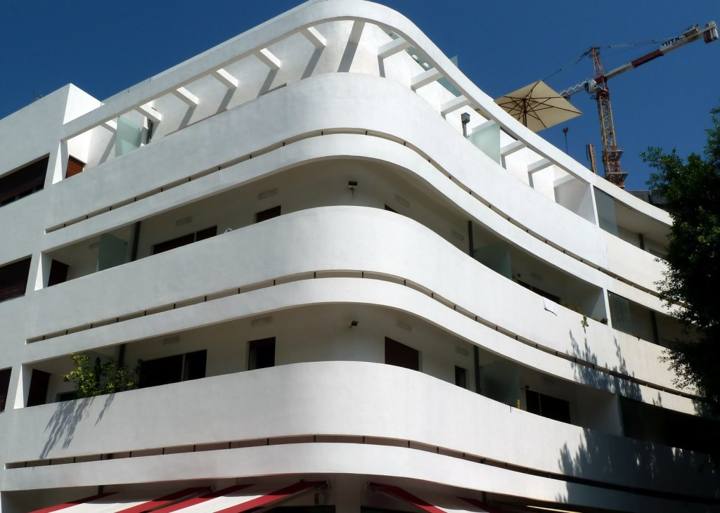 Białe Miasto. Tel Awiw-Jafa. Izrael. Od 2003 roku na Liście światowego dziedzictwa UNESCO. foto źródło: https://www.pinterest.com