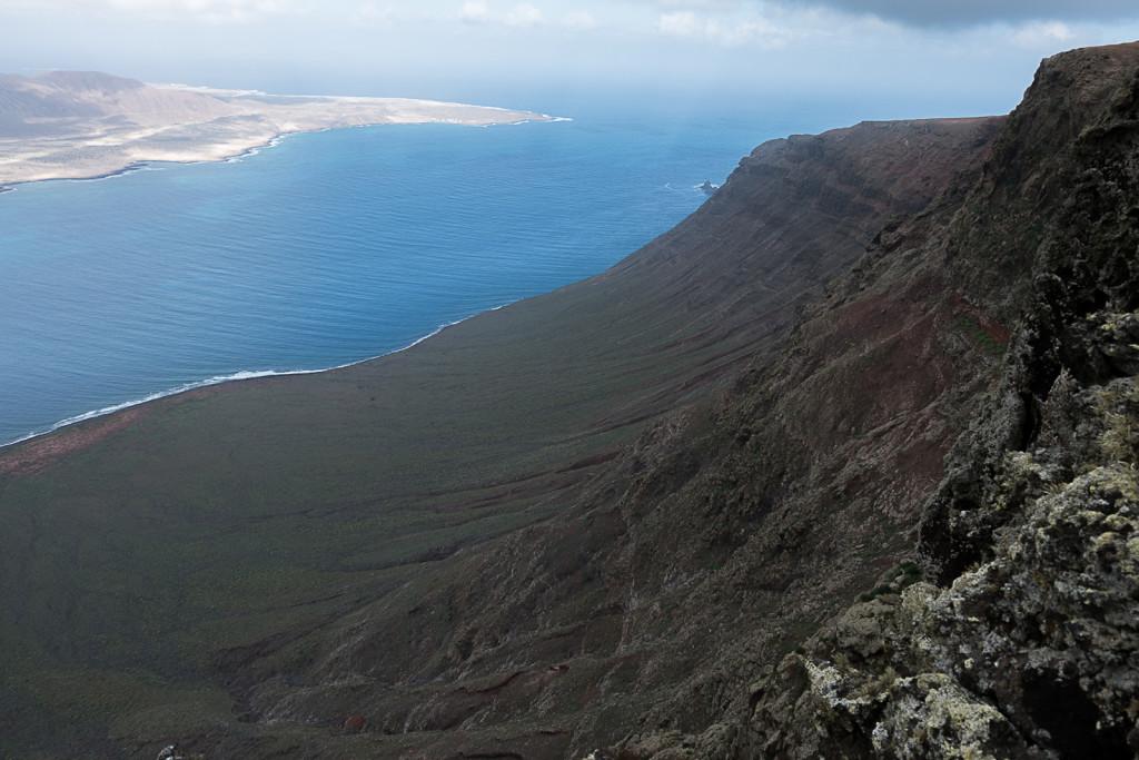 Krajobraz na Lanzarote. Foto: Jacek Tryc