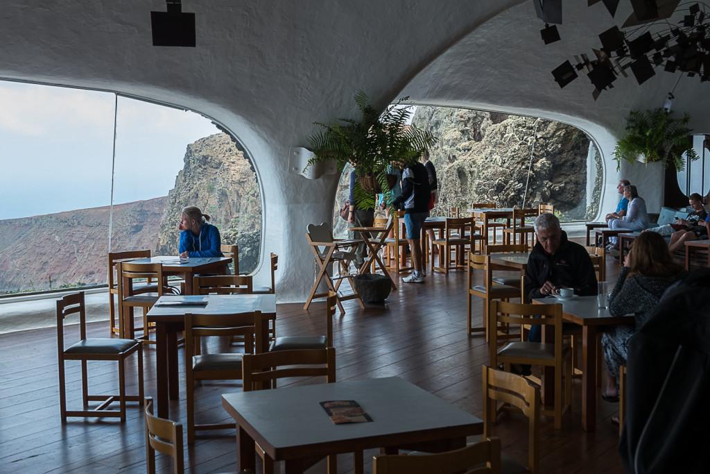 Mirador Del Rio. Lanzarote. Proj.César Manrique Foto: Romana Tryc