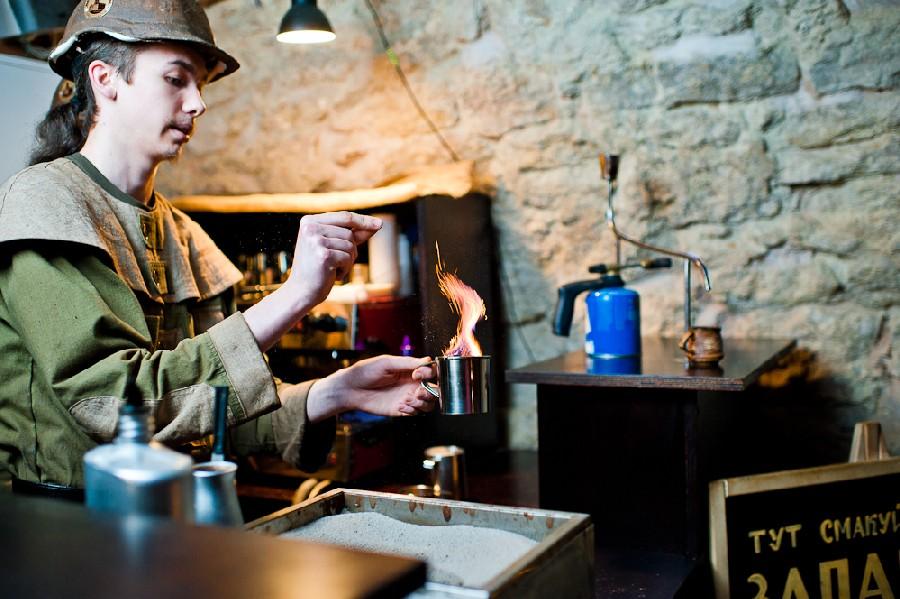 Kopalnia Kawy Lwów  Foto źródło: http://www.fest.lviv.ua