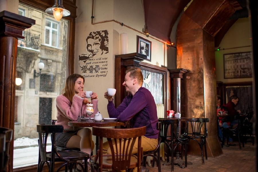 projektowanie wnętrz, kawiarnia, dobre miejsca, aranżacja, lwów, design