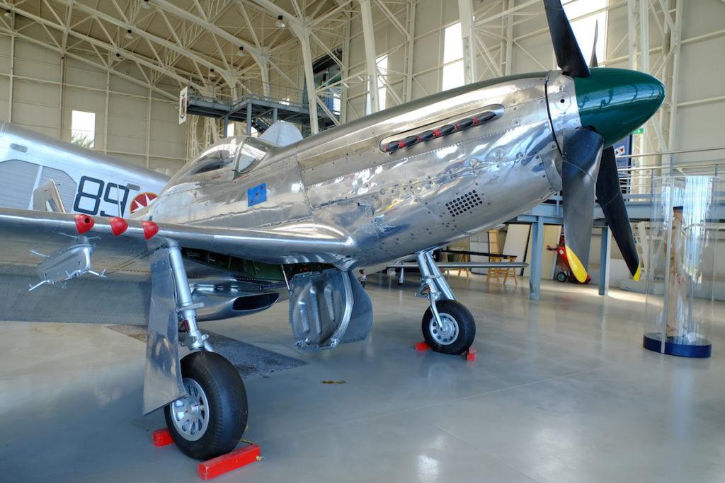 design mc 72 mustang vigna di valle Museo Strico Aeronautica Militar wdonosamolot puchar schnaidera ittally włochy italia muzeum prowincja bombowiec