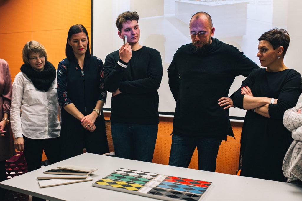 meetblogin ceramika paradyż warsztat kod wzoru praca w grupie łódź design festival jacek tryc