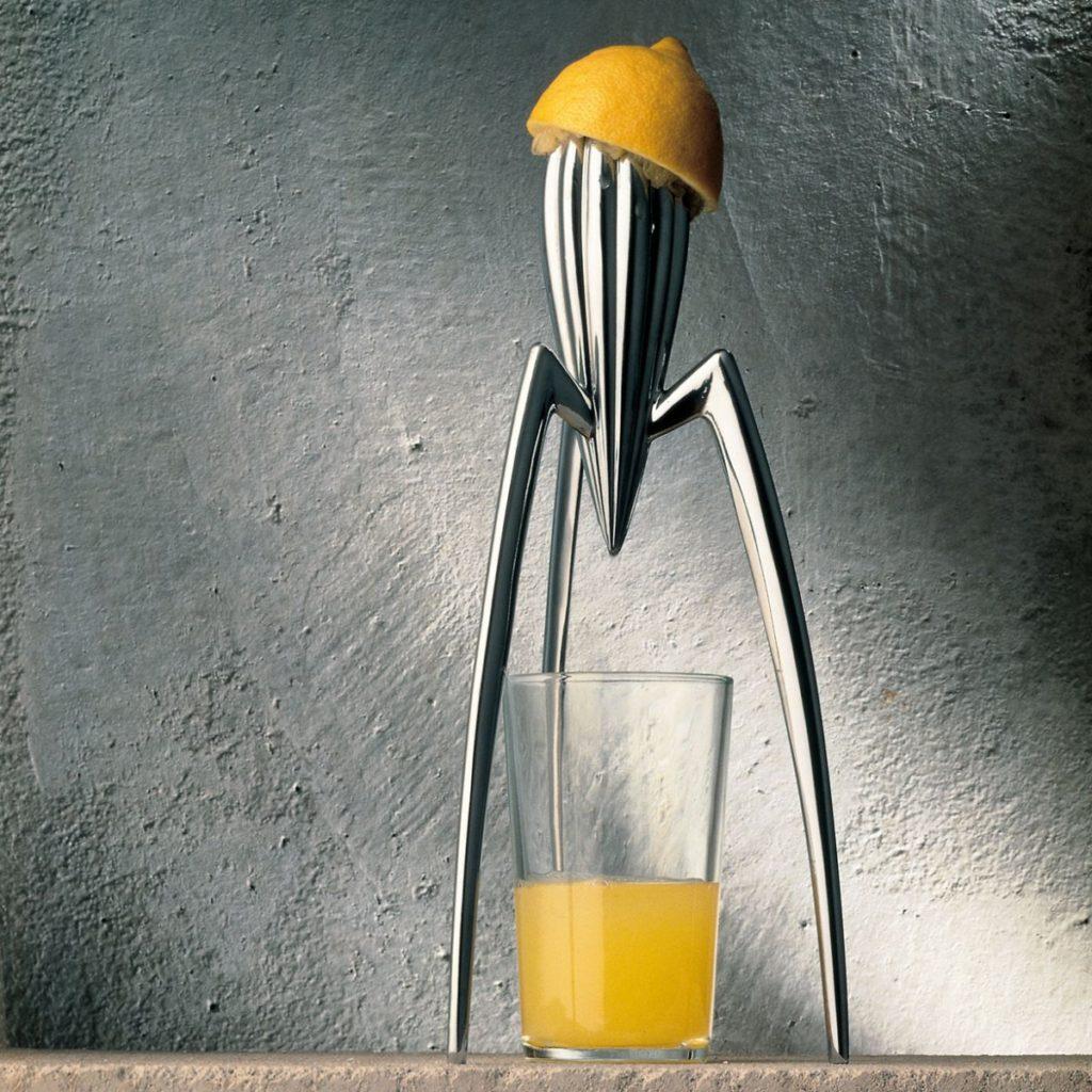 Philippe Starck, ikony designu, wyciskarka do cytrusów