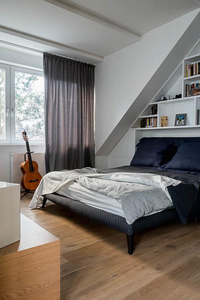 projektowanie wnetrz, architektura, aranżacja sypialni, jak urządzić sypialnie, dobry architekt, sypialnia, bedroom, sypialnia w małym mieszaniu, wiosenne przesilenie, chce się spać Jacek Tryc urządzamy sypialnię łózko, oświetlenie w sypialni, jaka lama do sypialni, ładne wnętrza