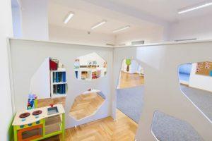 przedszkole ładne wnętrza dla dzieci design dobry design projektowanie esteyka Jacek Tryc blog aranżacja wnętrz