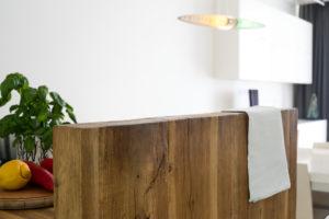 meble kuchenne drewno w kuchni dębina szafka naturalne drewno w domu ładne meble kuchenne