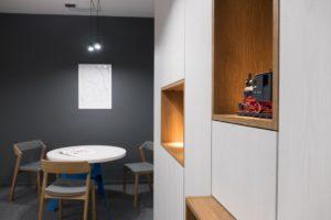 biuro architekt wnętrz pracowania projektowa Jacek Tryc