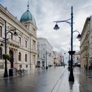 Łódź Polska