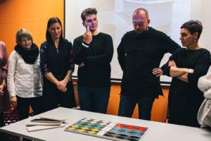 Jacek Tryc Romana Tryc warsztay ceramika paradyż meetblogin łodź design festival
