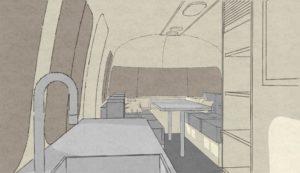 campery projektowanie wnętrz Jacek Tryc architekt wnętrz Warszawa remontowanie camper samochodem w podróż dobry architekt Warszawa