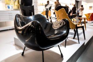 polski design, fotel projekt: Roman Modzelewski RM58