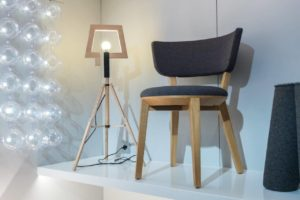 współczesny polski design Krzesło GNU projekt Tomek Rygalik dla Comforty