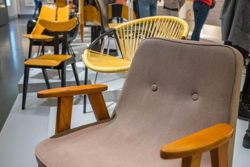 fotel projekt: Józef Chierowski ikona polskiego designu