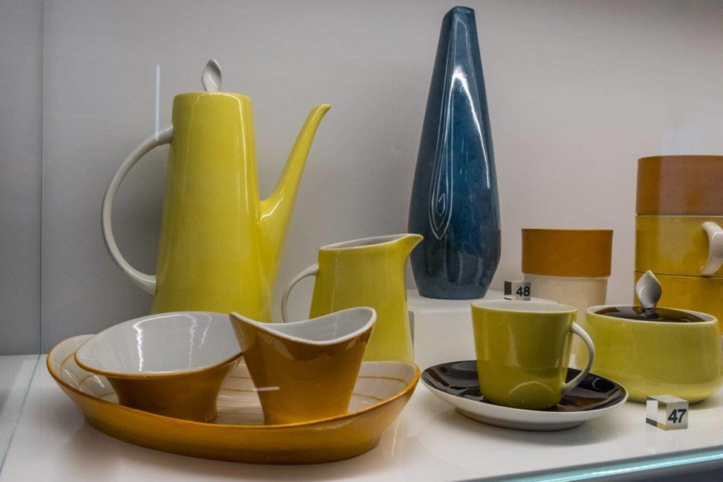 kolekcja porcelany, polski design. polskie wzornictwo, wystawa muzeum narodowe