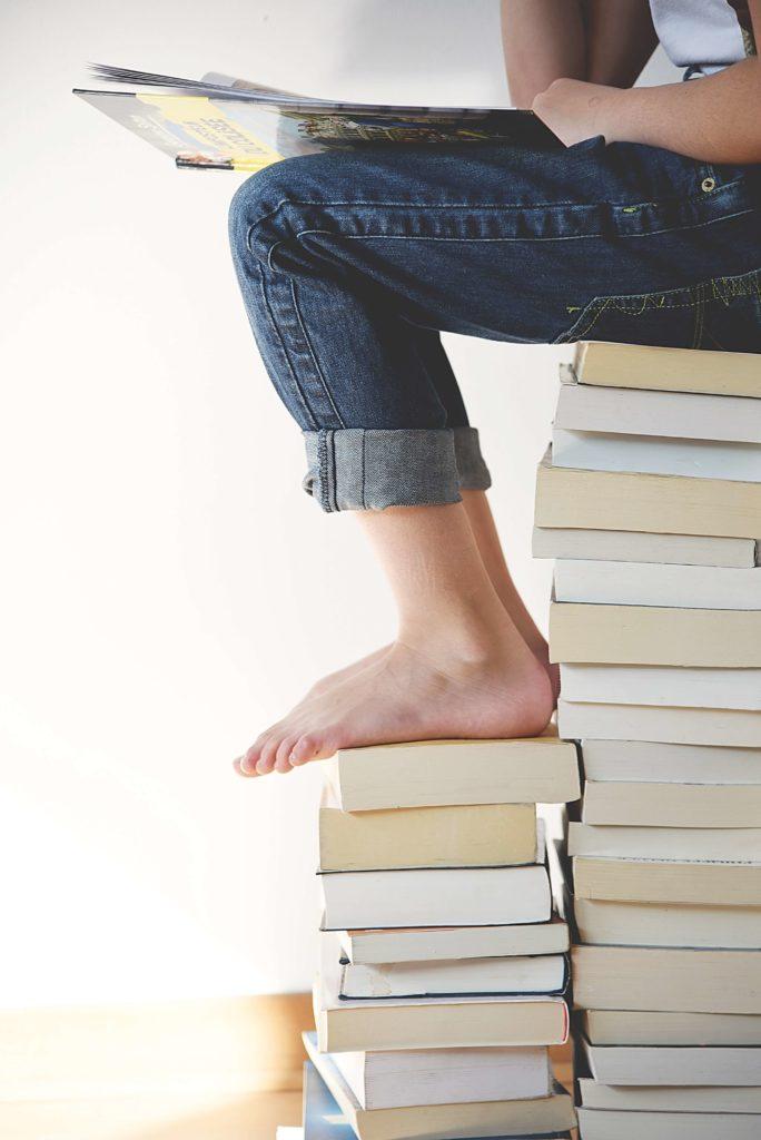 książki mól książkowy czytam bo lubię