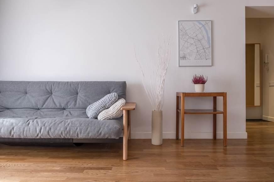 czysty dom dobra aranżacja wiosenne porządki pracownia projektowa Warszawa architekt wnętrz projektant