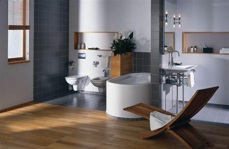 szara łazienka projekt architekt wnętrz Jacek Tryc