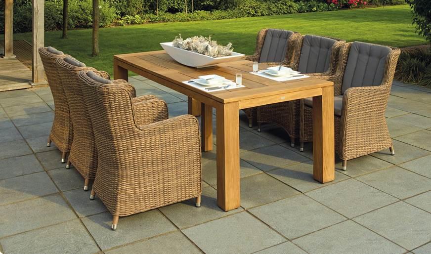 urządzamy ogród na lato urządzamy taras fotele i stół do ogrodu aranżacja projektowanie architekt wnętrz Warszawa Jacek Tryc
