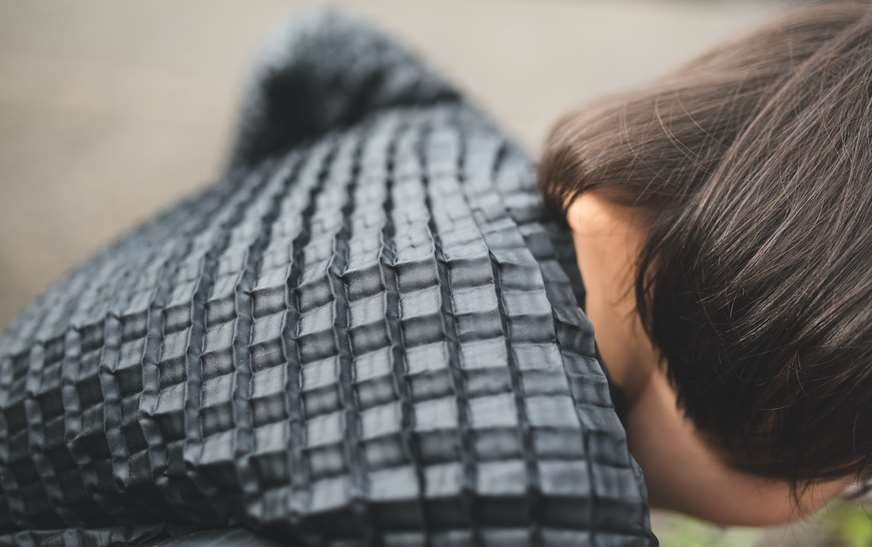 make me! 2018Ryan Yasin - Petit Pli - Clothes That Grow (Wielka Brytania) Ubrania, które rosną slow-fashion make me! konkurs LDF