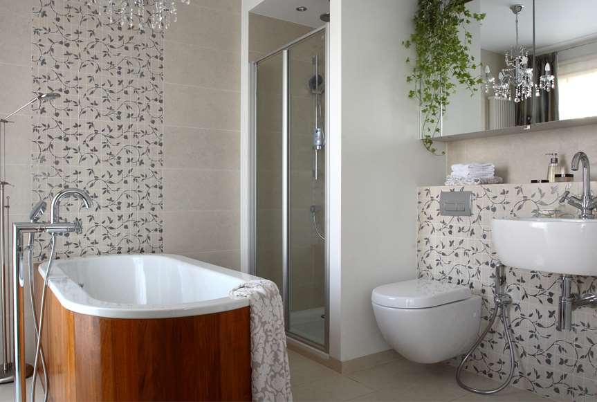 oświetlenie w łazience projektowanie wnętrz Warszawa Jacek Tryc architekt wnętrz aranżacja wnętrz