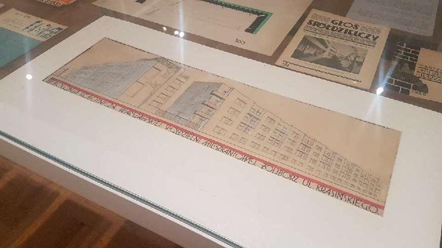 Żoliborz projekt architektura modernizm projektowanie
