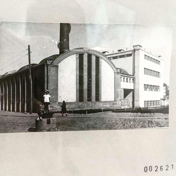 Żoliborz Kotłownia ulica Suzina architektura projektowanie Warszawa modernizm architekt