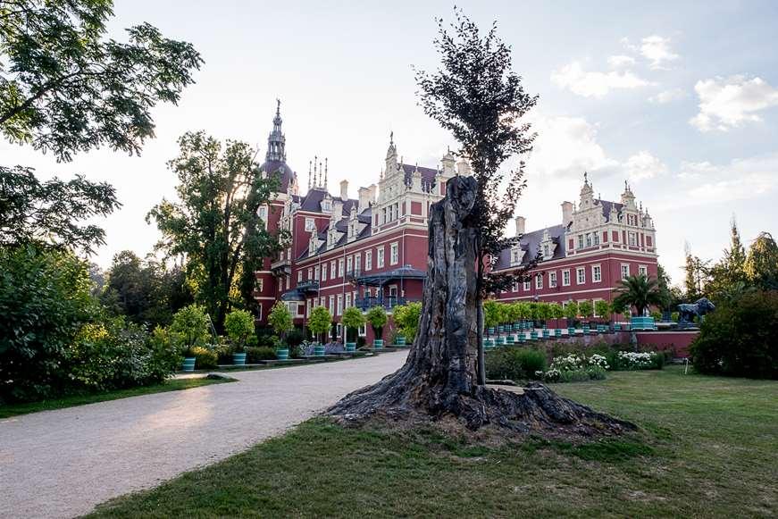 Park Mużakowski park na granicy polsko niemieckiej Nowy Zamek blog architekt Warszawa Jacek Tryc projektowanie architektura
