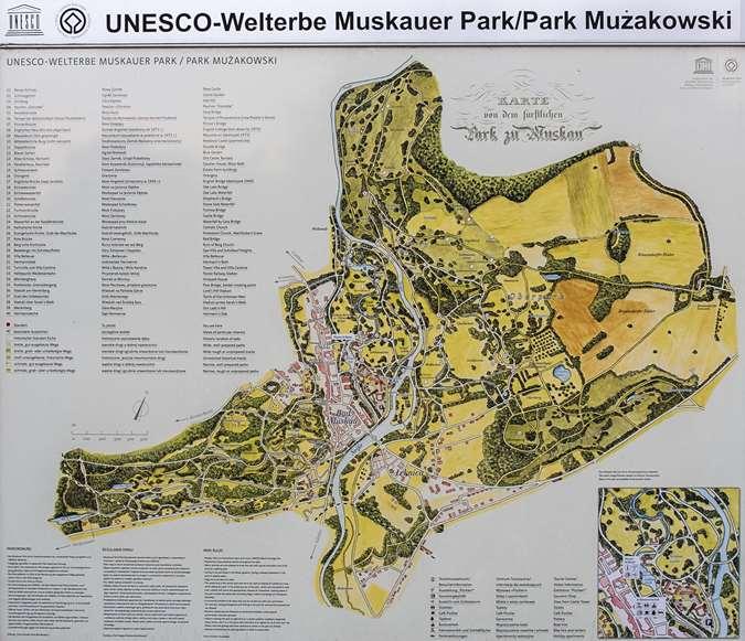 Park Mużakowski UNESCO Wwlterbe Muskauer blog o projektowaniu architekt wnętrz aranżacja wnętrz Jacek Tryc architekt Warszawa Żoliborz