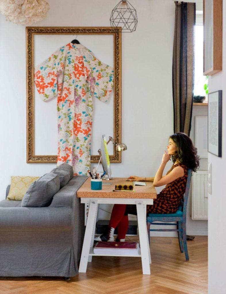 wywiad z Chi-Chi Ude projektowanie projektantka moda meble na wymiar architekt wnętrz projektowanie wnętrz aranżacja wnętrz afrykańska księżniczka eklektyzm w mieszkaniu p